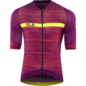 Alé Cycling Graphics PRR End SS Jersey Men purple-red